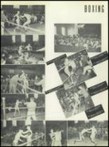 1951 Chaminade High School Yearbook Page 142 & 143
