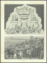 1951 Chaminade High School Yearbook Page 194 & 195