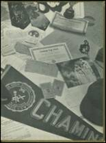 1951 Chaminade High School Yearbook Page 202 & 203