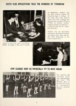 1959 Manchester High School Yearbook Page 12 & 13