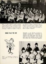 1959 Manchester High School Yearbook Page 14 & 15