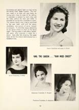 1959 Manchester High School Yearbook Page 16 & 17