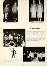 1959 Manchester High School Yearbook Page 18 & 19