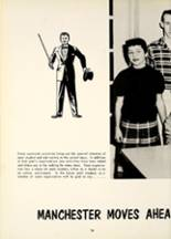 1959 Manchester High School Yearbook Page 20 & 21