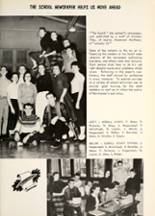 1959 Manchester High School Yearbook Page 22 & 23