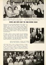 1959 Manchester High School Yearbook Page 24 & 25