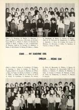 1959 Manchester High School Yearbook Page 32 & 33