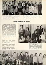 1959 Manchester High School Yearbook Page 34 & 35
