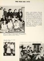 1959 Manchester High School Yearbook Page 36 & 37