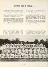 1959 Manchester High School Yearbook Page 42 & 43
