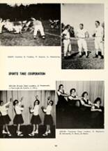 1959 Manchester High School Yearbook Page 44 & 45
