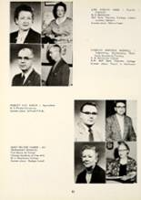 1959 Manchester High School Yearbook Page 56 & 57
