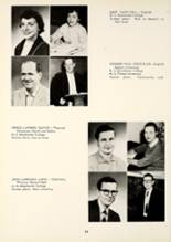 1959 Manchester High School Yearbook Page 58 & 59