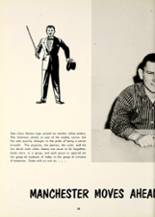 1959 Manchester High School Yearbook Page 62 & 63