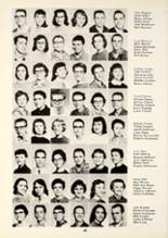 1959 Manchester High School Yearbook Page 64 & 65