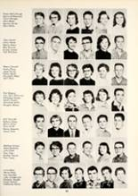 1959 Manchester High School Yearbook Page 66 & 67