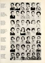 1959 Manchester High School Yearbook Page 68 & 69