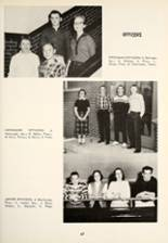 1959 Manchester High School Yearbook Page 70 & 71
