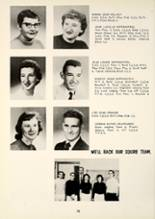 1959 Manchester High School Yearbook Page 76 & 77
