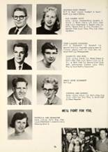 1959 Manchester High School Yearbook Page 80 & 81
