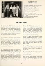 1959 Manchester High School Yearbook Page 82 & 83