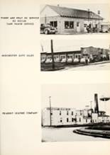 1959 Manchester High School Yearbook Page 100 & 101