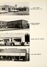 1959 Manchester High School Yearbook Page 104 & 105