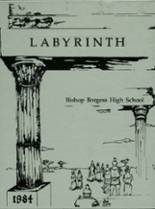 1984 Yearbook Bishop Borgess High School
