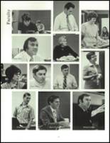 1973 Oshkosh High School Yearbook Page 18 & 19