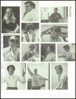 1973 Oshkosh High School Yearbook Page 20 & 21