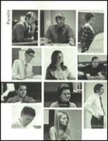 1973 Oshkosh High School Yearbook Page 22 & 23