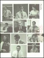1973 Oshkosh High School Yearbook Page 24 & 25