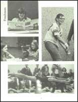 1973 Oshkosh High School Yearbook Page 28 & 29
