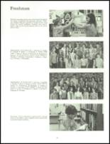 1973 Oshkosh High School Yearbook Page 30 & 31