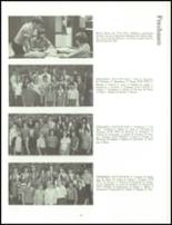 1973 Oshkosh High School Yearbook Page 32 & 33