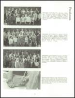 1973 Oshkosh High School Yearbook Page 34 & 35