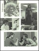 1973 Oshkosh High School Yearbook Page 36 & 37