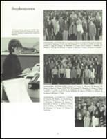 1973 Oshkosh High School Yearbook Page 38 & 39