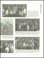 1973 Oshkosh High School Yearbook Page 40 & 41