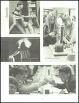 1973 Oshkosh High School Yearbook Page 44 & 45