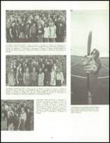 1973 Oshkosh High School Yearbook Page 46 & 47