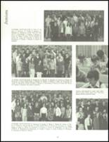 1973 Oshkosh High School Yearbook Page 48 & 49