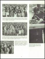 1973 Oshkosh High School Yearbook Page 50 & 51