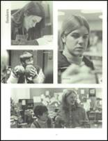 1973 Oshkosh High School Yearbook Page 52 & 53