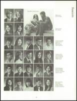 1973 Oshkosh High School Yearbook Page 56 & 57