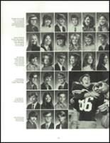 1973 Oshkosh High School Yearbook Page 58 & 59