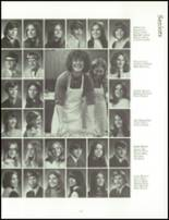 1973 Oshkosh High School Yearbook Page 60 & 61