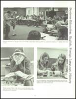1973 Oshkosh High School Yearbook Page 72 & 73