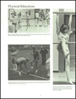 1973 Oshkosh High School Yearbook Page 74 & 75