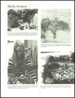 1973 Oshkosh High School Yearbook Page 78 & 79
